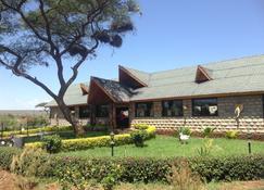 Aa Lodge Amboseli - Amboseli - Building