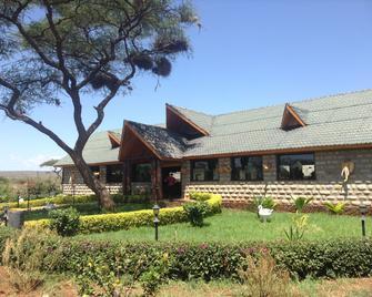 Aa Lodge Amboseli - Amboseli - Gebäude