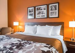Sleep Inn Cartersville - Emerson Lake Point - Cartersville - Schlafzimmer