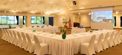 Onward Beach Resort - Tamuning - Meeting room