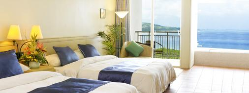Onward Beach Resort - Tamuning - Bedroom