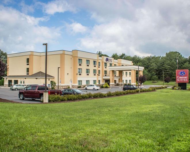 Comfort Suites Lewisburg - Lewisburg - Gebäude