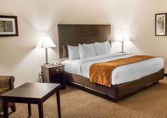 Comfort Suites Lewisburg - Lewisburg - Bedroom