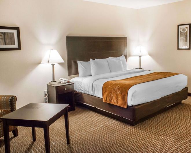 Comfort Suites Lewisburg - Lewisburg - Schlafzimmer