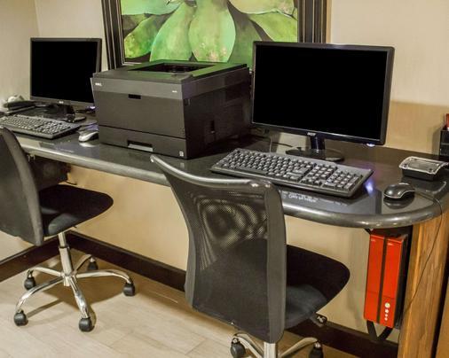 Comfort Suites Lewisburg - Lewisburg - Business centre