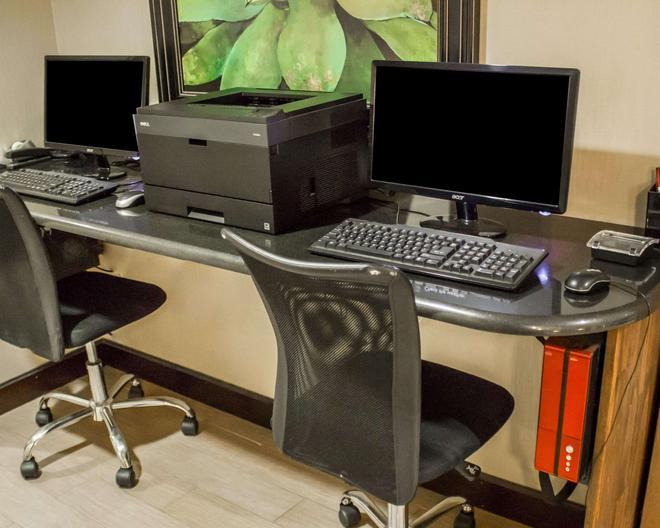 Comfort Suites Lewisburg - Lewisburg - Business Center