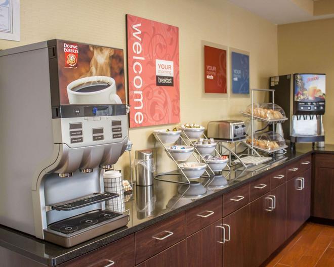 Comfort Suites Lewisburg - Lewisburg - Buffet