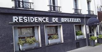 Hôtel Résidence De Bruxelles - París - Edificio