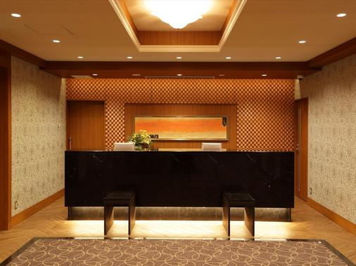 Hiyori Hotel Maihama - Urayasu - Front desk
