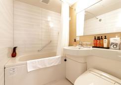 Hiyori Hotel Maihama - Urayasu - Bathroom
