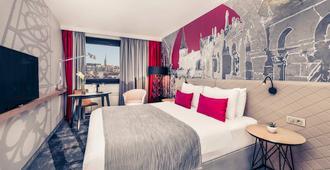 Mercure Budapest Buda - Budapeşte - Yatak Odası