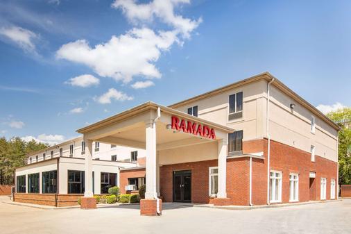 Ramada by Wyndham Alpharetta - Alpharetta - Κτίριο