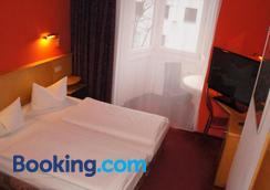 Hotel am Buschkrugpark - Βερολίνο - Κρεβατοκάμαρα