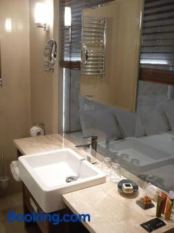 Pytloun City Boutique Hotel - Liberec - Bathroom
