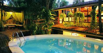 Pousada Tamanduá - Tibau do Sul - Piscina