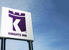 Knights Inn Cleveland/Macedonia - Macedonia - Building