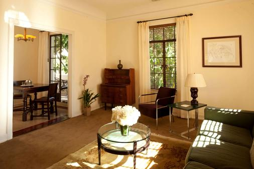 Chateau Marmont - Los Angeles - Living room