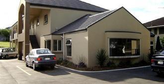 Avenue Motor Lodge - Timaru - Κτίριο