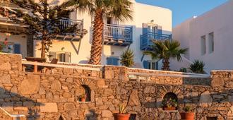 فندق فينسيا بوتيك - ميكونوس - بار
