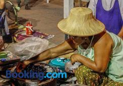 Thanawong Pool Villa - Sukhothai - Restaurant