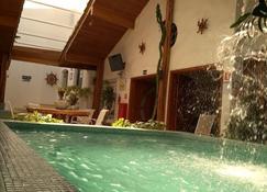Hotel Casa Branca - Guarujá - Pool