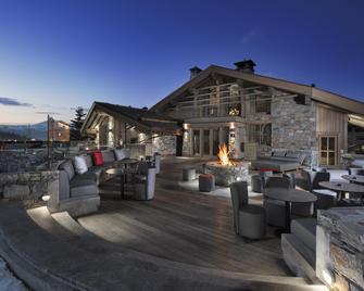Hôtel Le K2 Altitude - Courchevel - Building