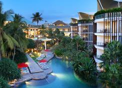 Le Méridien Bali Jimbaran - South Kuta - Edificio