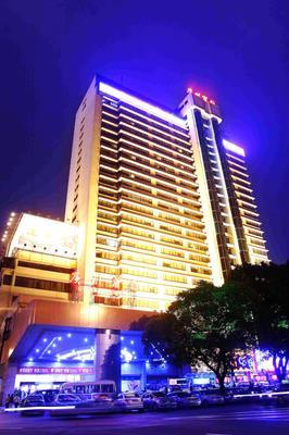 廣州賓館 - 廣州 - 建築