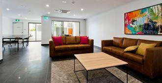 Princess Regent Apartments - Brisbane - Phòng khách