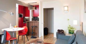 Aparthotel Adagio Toulouse Centre Ramblas - Toulouse - Sala de estar