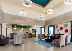 Quality Inn & Suites - Victoria - Lobby