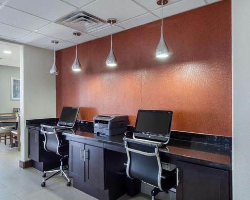 Quality Inn & Suites - Victoria - Business centre