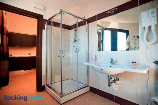 Hotel Massimino - Anguillara Sabazia - Bathroom