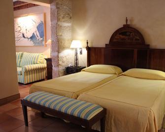 Hotel Cases de Ca's Garriguer - Вальдемосса - Bedroom