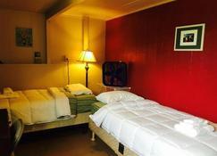 Waipi'o Lodge - هونوكا - غرفة نوم