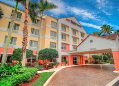 Fairfield Inn and Suites by Marriott Jupiter - Jupiter - Edificio