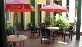 The Recoleta Hostel - Μπουένος Άιρες - Βεράντα
