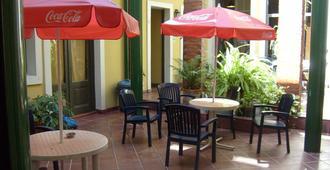 The Recoleta Hostel - Buenos Aires - Patio