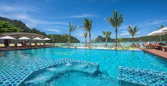 Phi Phi Harbour View Hotel - Ko Phi Phi - Pool