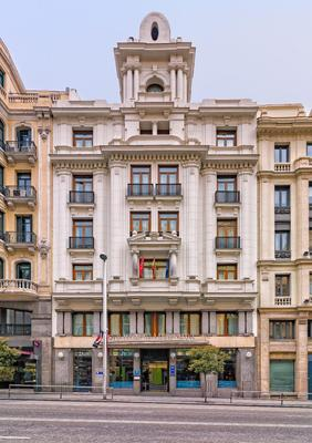 H10 Villa de la Reina - Madrid - Building
