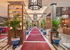 H10 Villa de la Reina - Madrid - Lobby