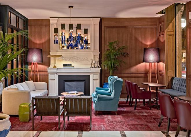 H10 Villa de la Reina - Madrid - Lounge