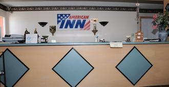 American Inn Cleburne - Cleburne - Vastaanotto