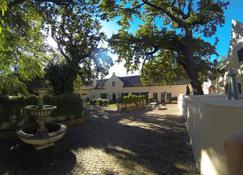 De Leeuwenhof Hotel/Guesthouse - Paarl - Θέα στην ύπαιθρο