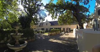 De Leeuwenhof hotel/guesthouse - Paarl - Cảnh ngoài trời