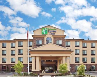 Holiday Inn Express & Suites Vancouver Mall/Portland Area - Ванкувер - Building
