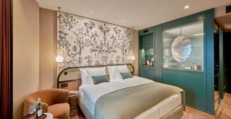 Sorell Hotel Seidenhof - Zurich - Bedroom