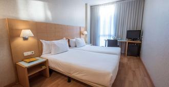 Silken Sant Gervasi - ברצלונה - חדר שינה