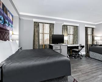 Hotel Indigo Dallas Downtown - Dallas - Bedroom