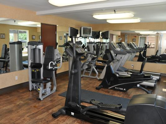 Oxford Suites Chico - Chico - Gym